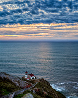 Gilded Skies at Point Reyes Lighthouse