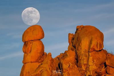 Full Moon on Hoodoo II