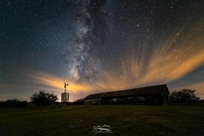 Empire Ranch Milky Way II