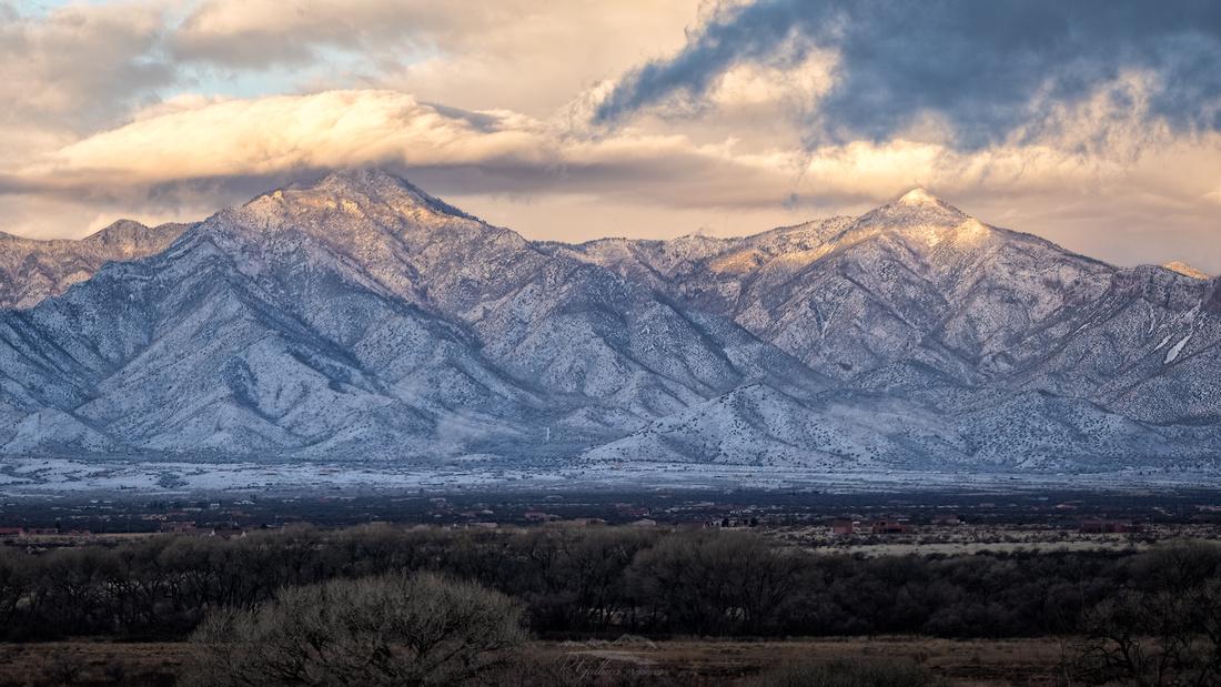 Winter in the High Desert