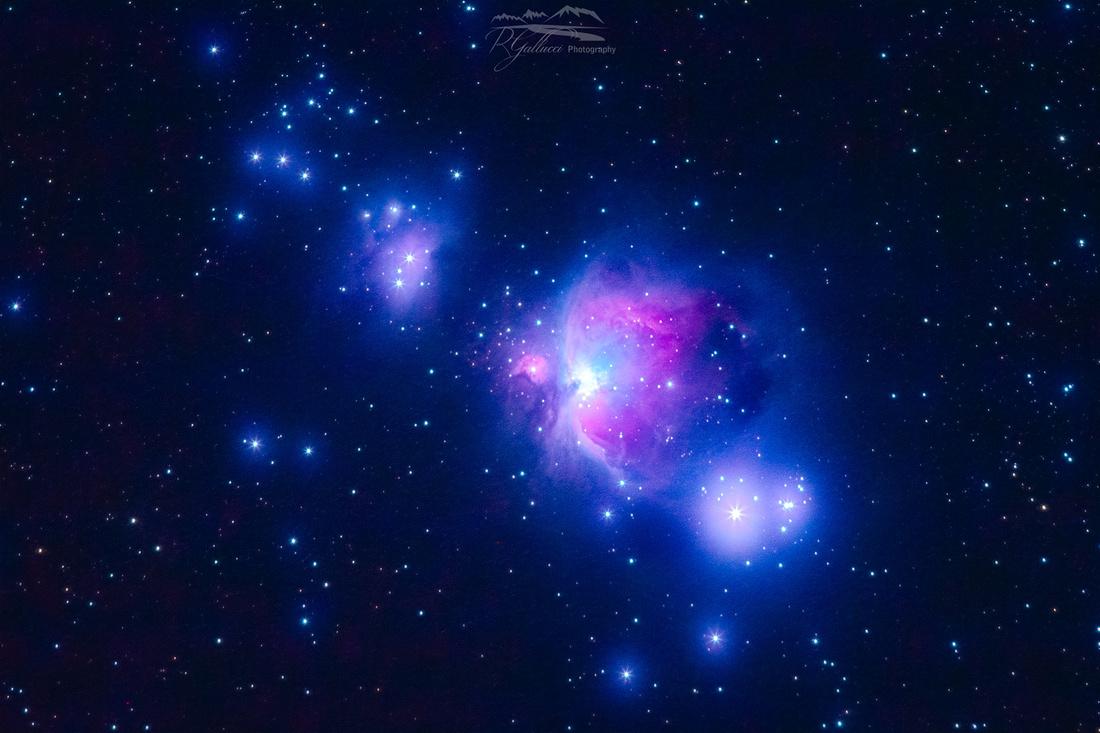 Orion Nebula 2020