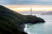 Marin Headlands Sunrise
