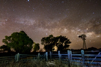 Brown Canyon Ranch on a Milky Way Night III